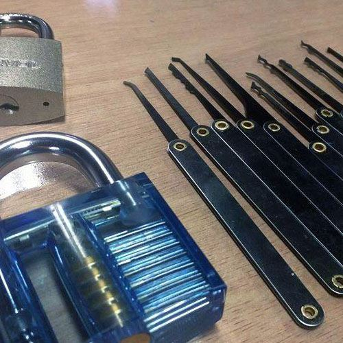 Lockpicking